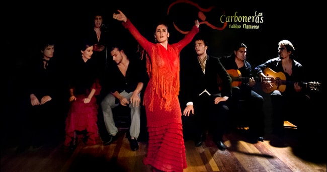 Carboneras show