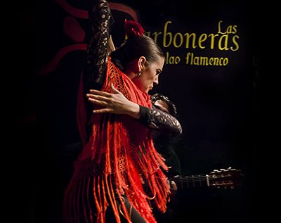 Flamenco in Madrid - las carboneras