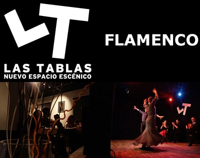 Flamenco in Madrid - las tablas