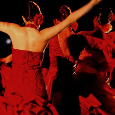 Flamenco show Madrid - flamencodancing