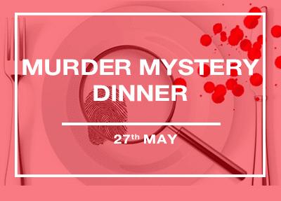 Murder Mystery Dinner in Madrid