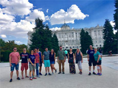 Best things to do in Madrid for groups