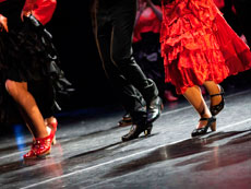 the best things to do in Madrid flamenco class