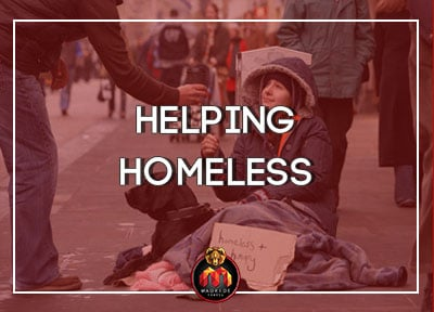Madrid Events - Helping Homeless in Madrid
