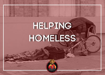 Madrid Events - Helping homeless