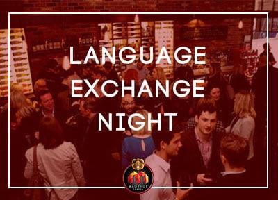 Madrid Events - Languaje exchange