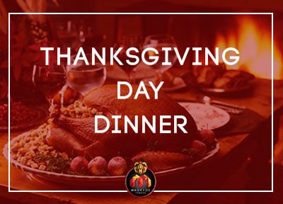 Madrid Events - Thanksgiving day dinner
