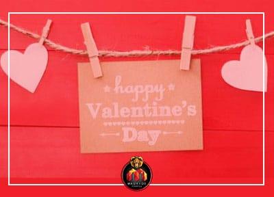 Madrid Events - Valentine's Day