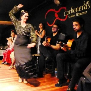 Flamenco Las Carboneras