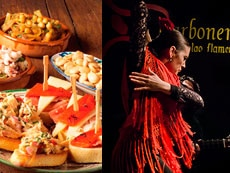 Group Activities Madrid - Best Flamenco in Madrid