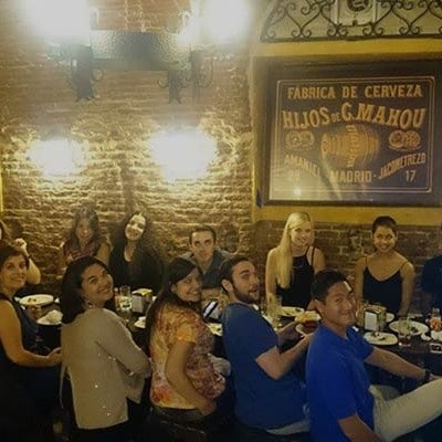 Tapas Madrid tour