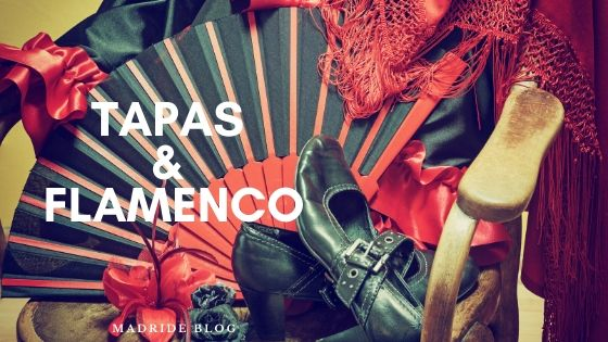 Tapas and flameno