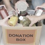 """""""donation_box_with_food"""""""